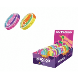 MixoGoo Mixed Goo three colours